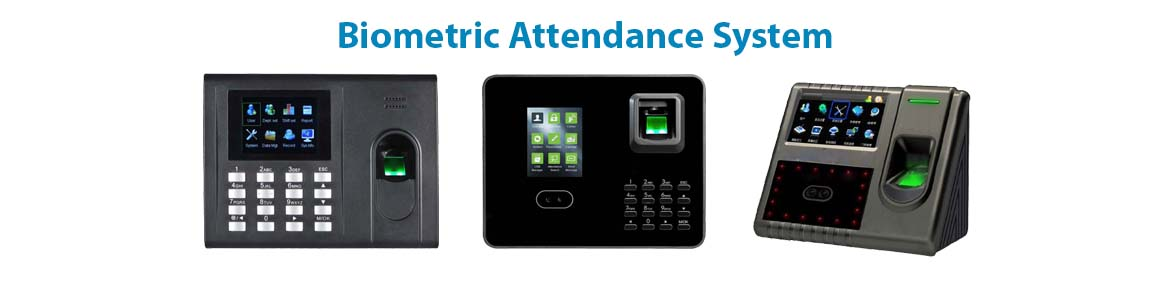 Biometric-attendence
